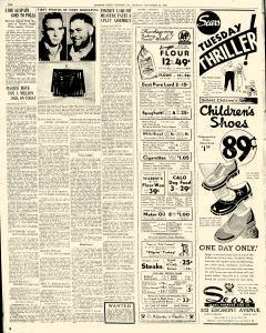 Chester Times, November 20, 1933, Page 10
