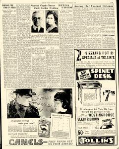 Chester Times, November 22, 1933, Page 5