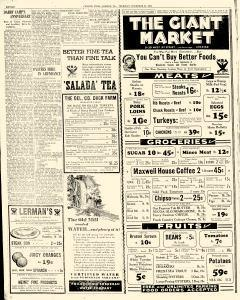 Chester Times, November 23, 1933, Page 16