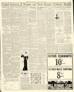 Chester Times, November 23, 1933, Page 9