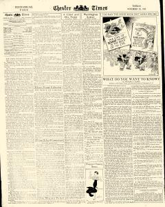 Chester Times, November 28, 1933, Page 6