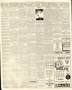 Chester Times, December 02, 1933, p. 8
