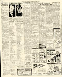 Chester Times, December 06, 1933, Page 4