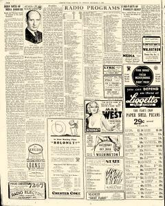 Chester Times, December 11, 1933, p. 4