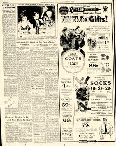 Chester Times, December 13, 1933, Page 18