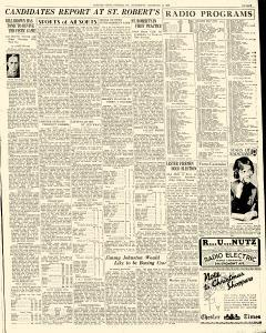 Chester Times, December 13, 1933, Page 15