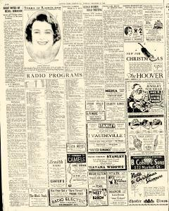 Chester Times, December 19, 1933, p. 4