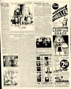 Chester Times, December 19, 1933, p. 14