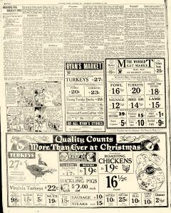 Chester Times, December 21, 1933, p. 16