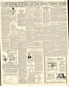 Chester Times, December 22, 1933, p. 9