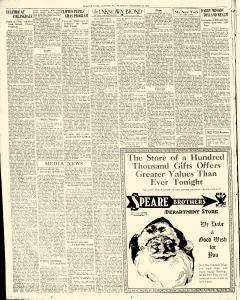 Chester Times, December 23, 1933, p. 20