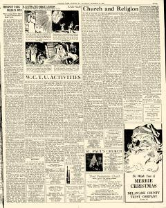 Chester Times, December 23, 1933, p. 7