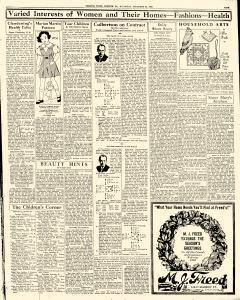 Chester Times, December 23, 1933, p. 9