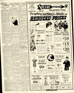 Chester Times, December 29, 1933, p. 16