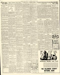 Chester Times, January 20, 1934, Page 2