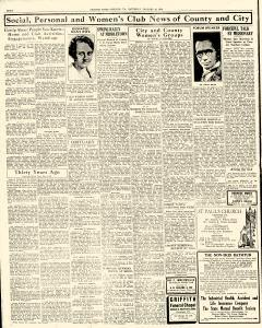 Chester Times, January 20, 1934, Page 8