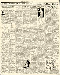 Chester Times, January 20, 1934, Page 9