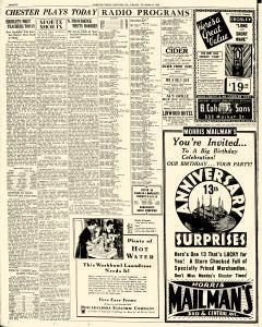 Chester Times, October 05, 1934, Page 20
