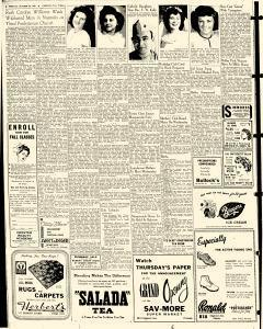 Chester Times, October 29, 1946, p. 8