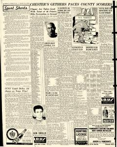 Chester Times, October 29, 1946, p. 12