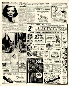 Chester Times, October 04, 1956, Page 21
