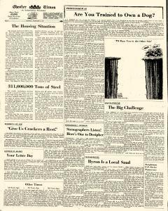 Chester Times, February 04, 1957, Page 4