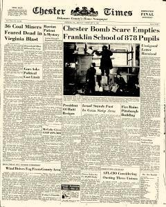 Chester Times, February 04, 1957, Page 21