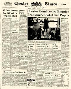 Chester Times, February 04, 1957, Page 25