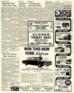 Delaware County Daily Times, November 02, 1959, Page 20