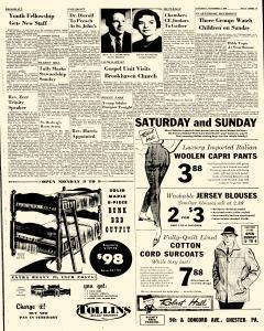 Delaware County Daily Times, November 07, 1959, Page 9