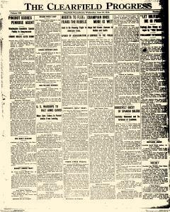 Clearfield Progress, June 10, 1914, Page 1