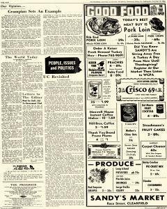 Clearfield Progress, November 18, 1964, Page 4