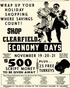 Clearfield Progress, November 18, 1964, Page 13