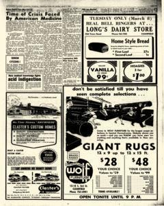 Clearfield Progress, March 07, 1966, Page 5