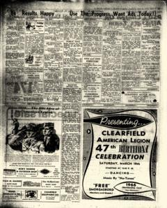 Clearfield Progress, March 18, 1966, Page 12