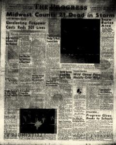 Clearfield Progress, March 24, 1966, Page 1