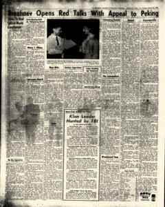 Clearfield Progress, March 29, 1966, Page 6