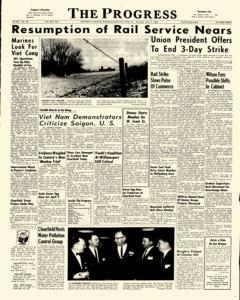 Clearfield Progress, April 02, 1966, Page 1