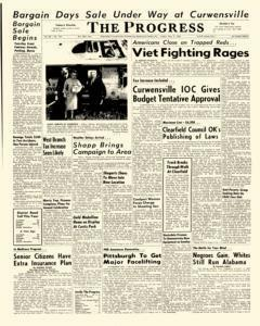 Clearfield Progress, May 06, 1966, Page 1