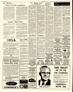 Clearfield Progress, May 11, 1966, Page 4