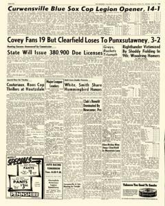 Clearfield Progress, June 13, 1966, Page 10