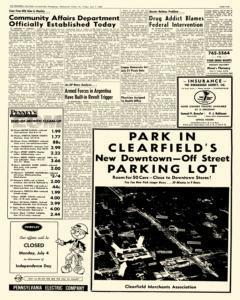 Clearfield Progress, July 01, 1966, Page 5