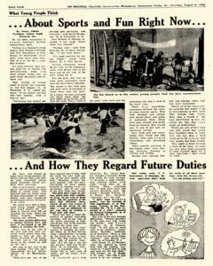 Clearfield Progress, August 06, 1966, Page 16