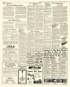Clearfield Progress, August 10, 1966, Page 4