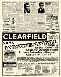 Clearfield Progress, August 18, 1966, p. 7