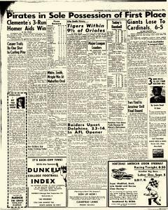 Clearfield Progress, September 03, 1966, Page 6