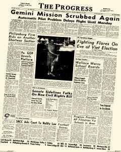 Clearfield Progress, September 10, 1966, Page 1