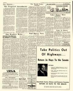 Clearfield Progress, November 03, 1966, Page 4