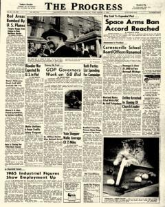 Clearfield Progress, December 09, 1966, Page 1