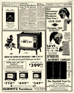 Clearfield Progress, December 15, 1966, Page 9